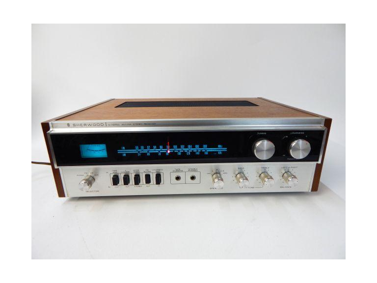 Sherwood Stereo Receiver