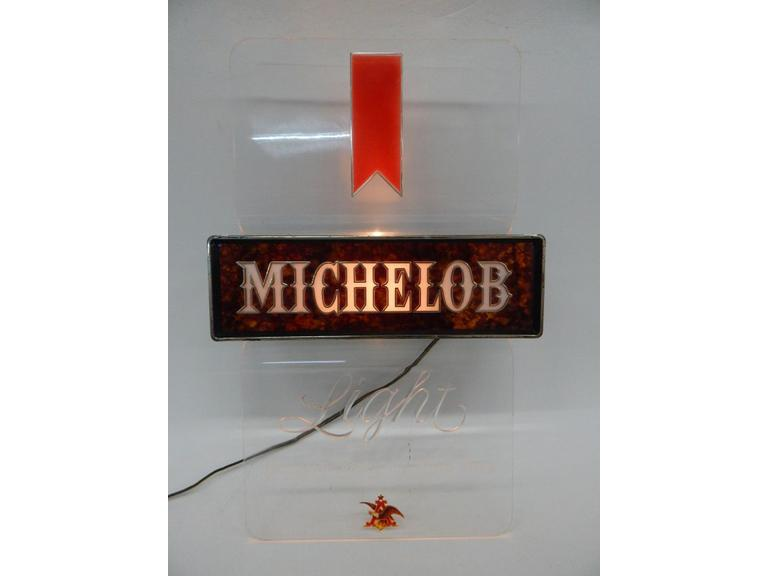Michelob Light-Up Bar Sign