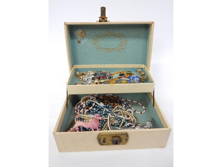 Small Jewelry Box Lot