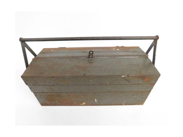Vintage Snap-On Tool Box