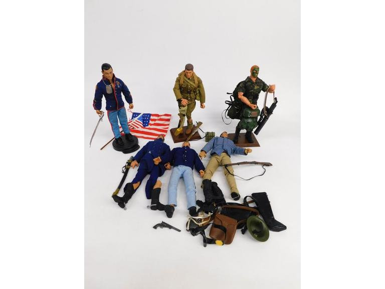 GI Joe Action Figures and More