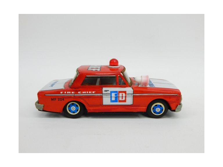 Fire Chief Friction Car