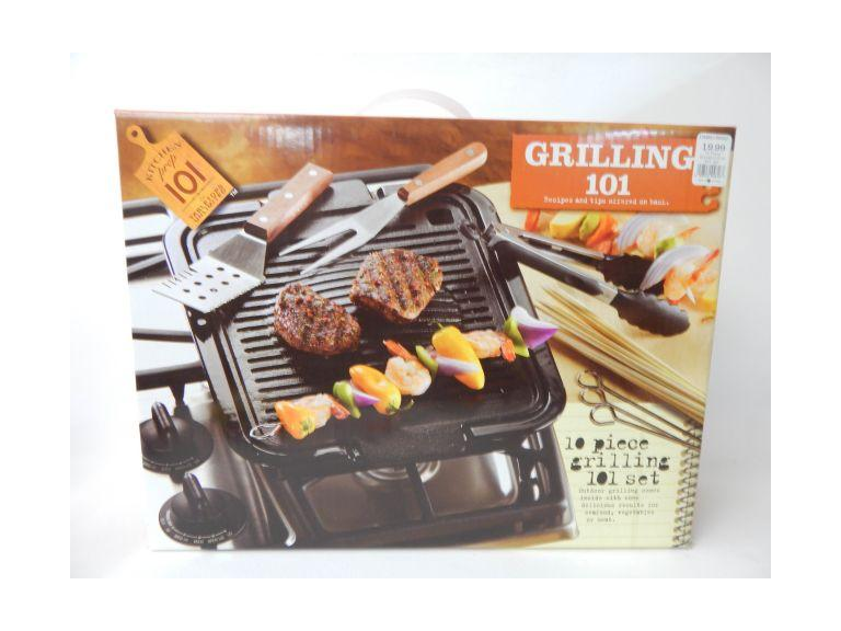 New Grilling Set