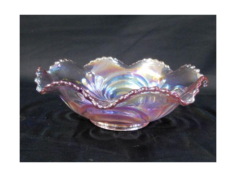 Imperial Glass Opalescent Bowl