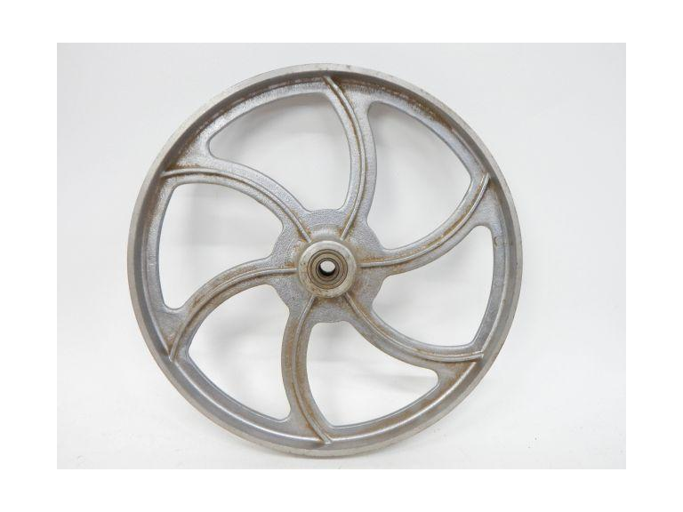 Industrial Cast Aluminum Wheel