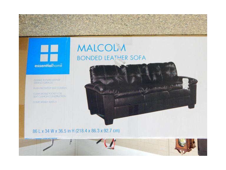 New Malcom Leather Sofa