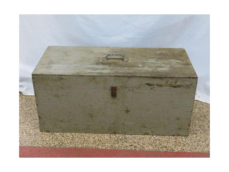 Large Wooden Tool Box