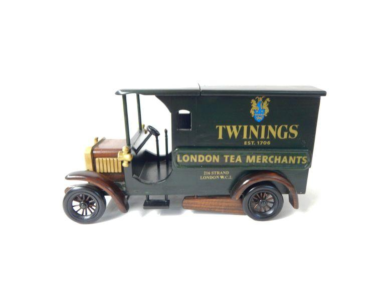 Tea Storage Box Truck