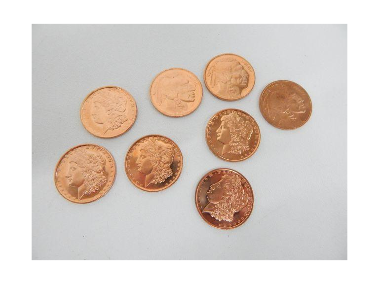 Commemorative U.S. Copper Coins
