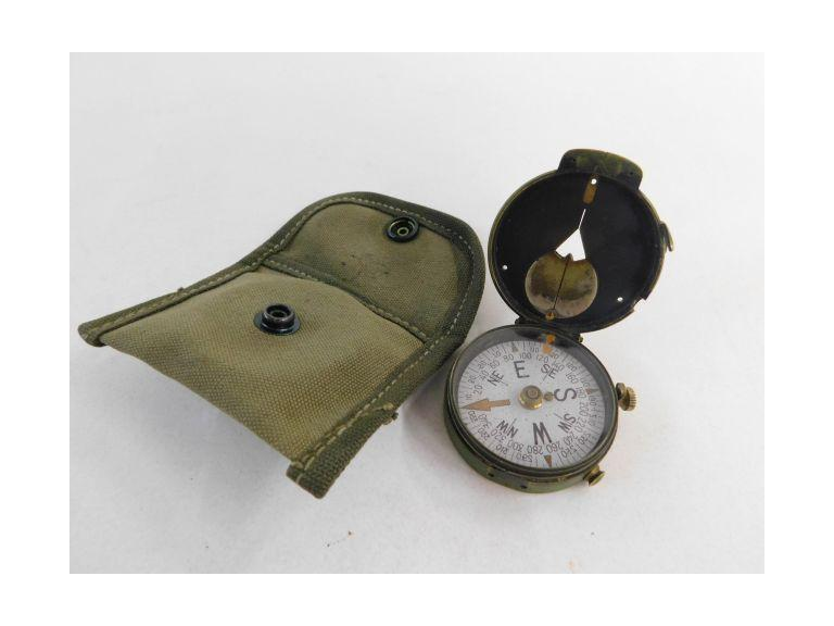 WW I US Army Corp of Engineers Compass