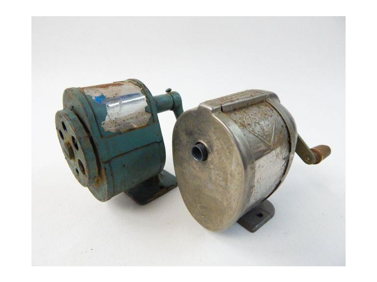Old Pencil Sharpeners