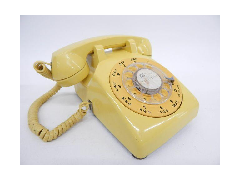 AT&T Rotary Dial Telephone
