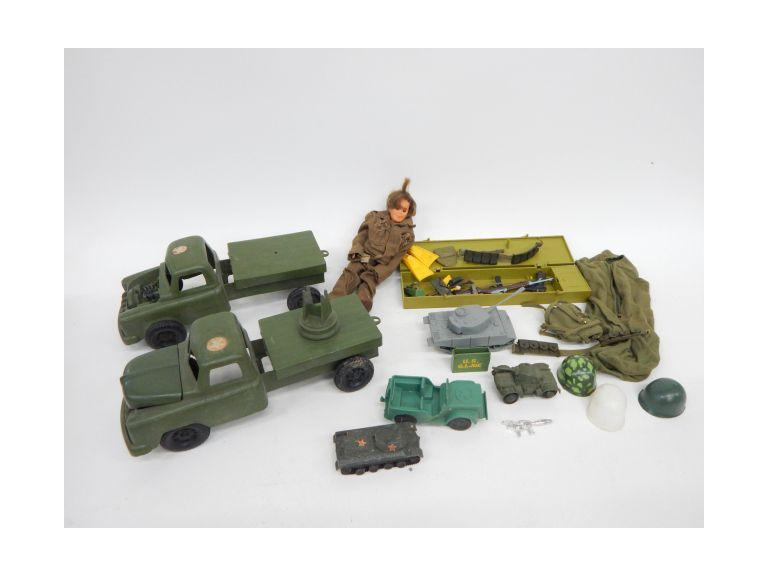 Military Toys Collection