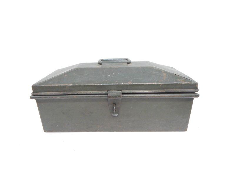 Heavy Duty Steel Toolbox