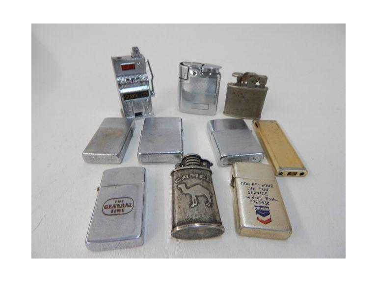 Collection of old Lighters