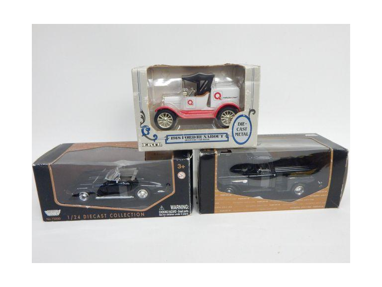 Die-Cast Collector Cars