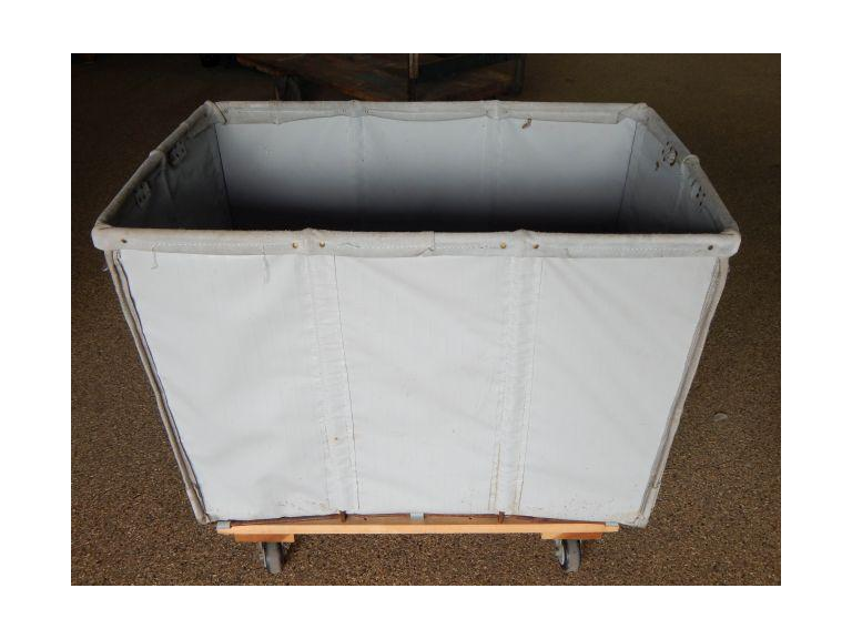 Large Industrial Laundry Cart