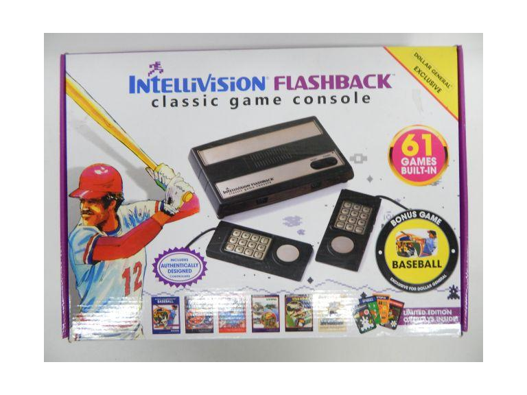 Flashback Game Console