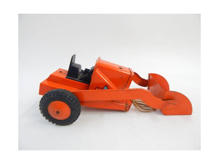 Vintage Lumar Contractors Toy