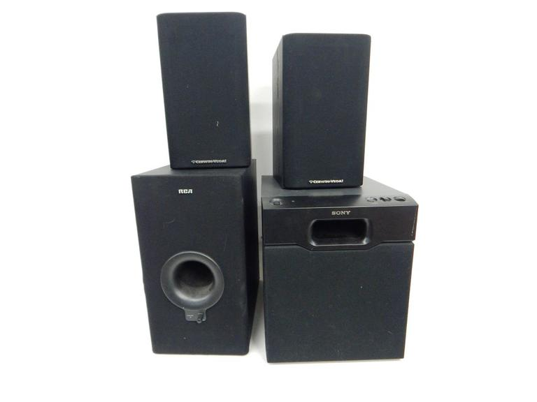Stereo Speaker Collection