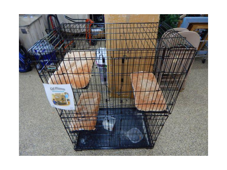 Cat Play Pen Cage