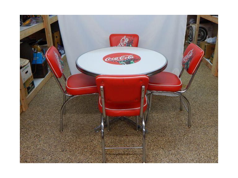 Coca Cola Diner table Set