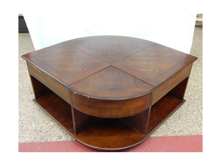 Nice Modern Style Wooden Coffee Table