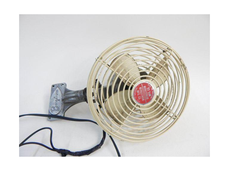Bergstrom 12 Volt Electric Fan