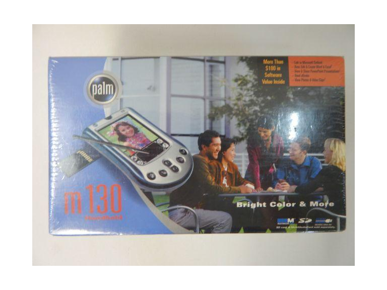 New in the Sealed Box Palm m130 Handheld