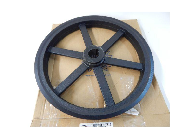New Industrial Belt Pully Wheel