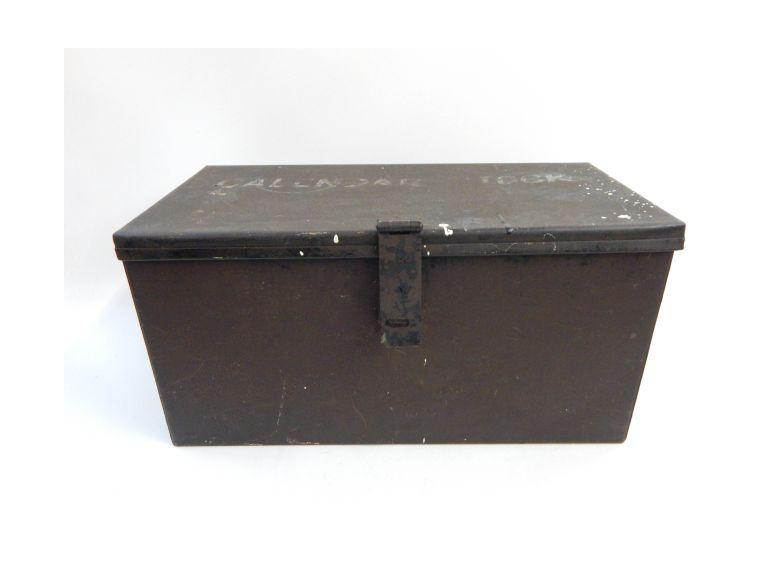 Industrial Metal Storage Case