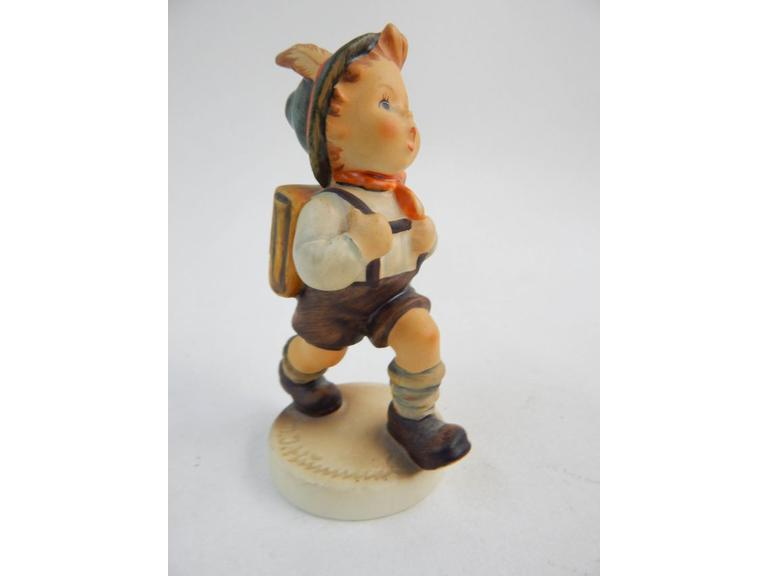 "Goebel Hummel ""School Boy"" Figurine"
