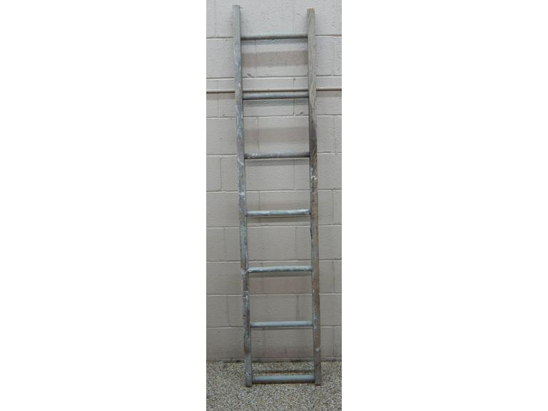 Wooden Extension Ladder Section