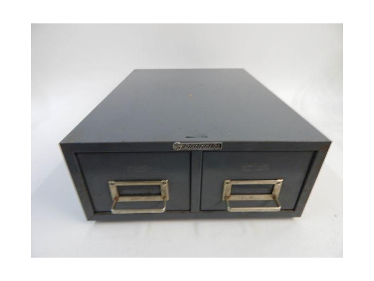 Industrial Index File Drawers