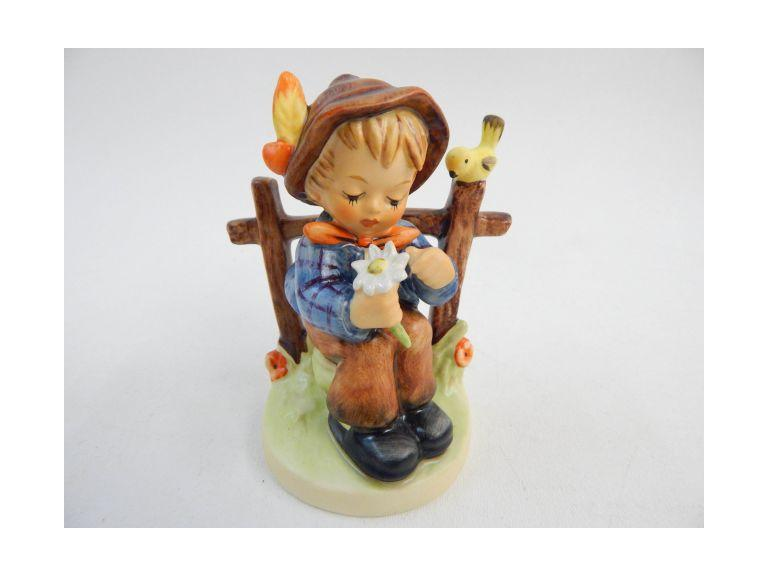 "Goebel Hummel ""She loves Me"" Figurine"