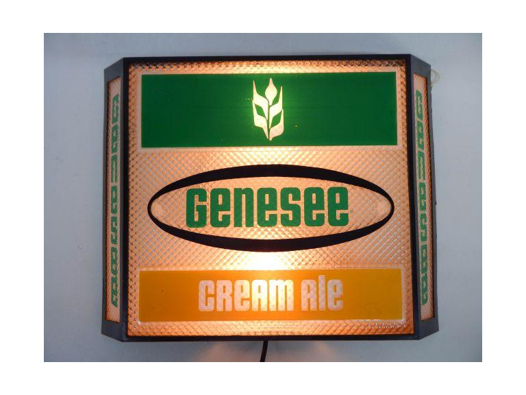 Genesee Light-Up Beer Sign