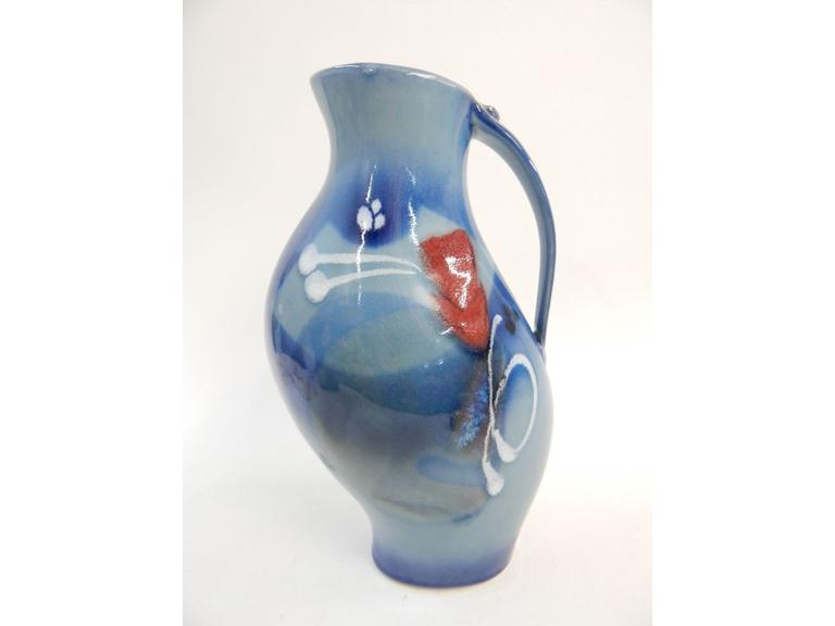 Hand Crafted Pottery Pitcher