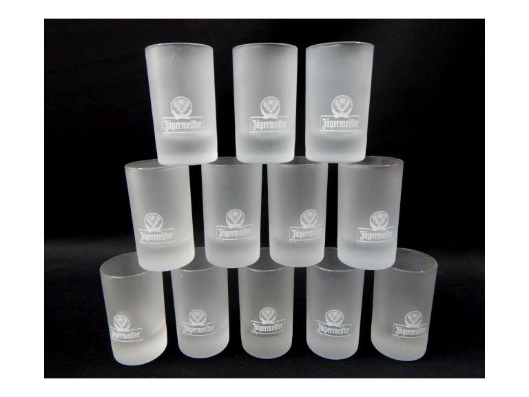 Jägermeister Shot Glasses