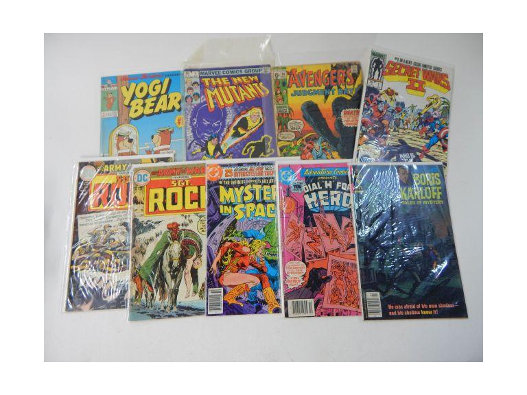 Collection of Older Comics