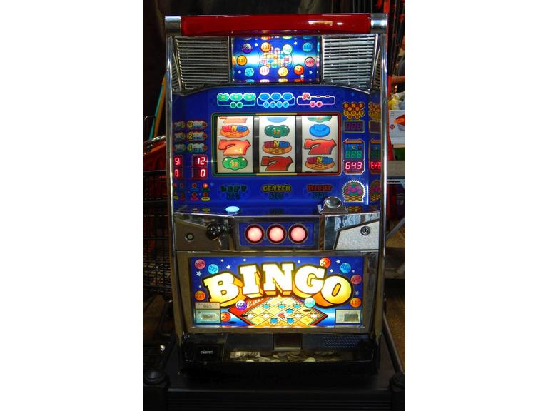 Electronic Working Slot Machine