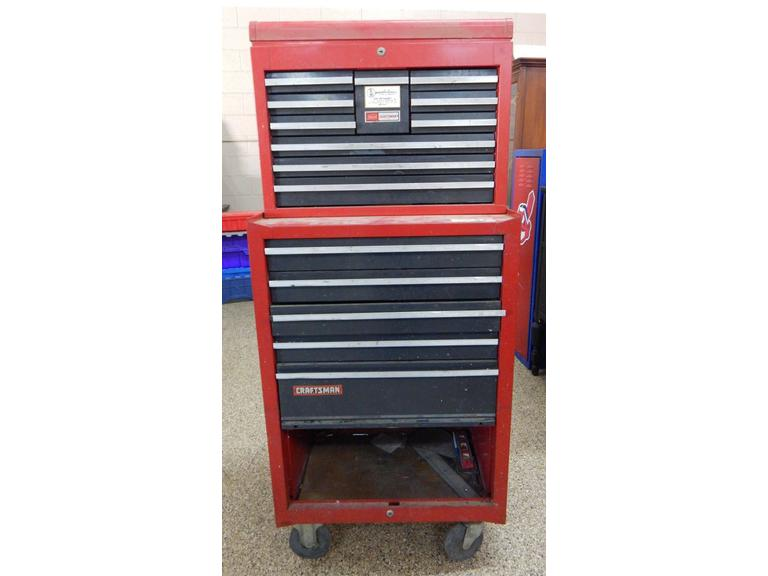 Large Craftsman Tool Chest