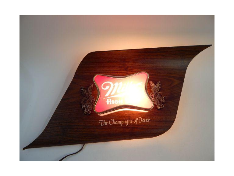 Miller Hight Life Light Up Sign