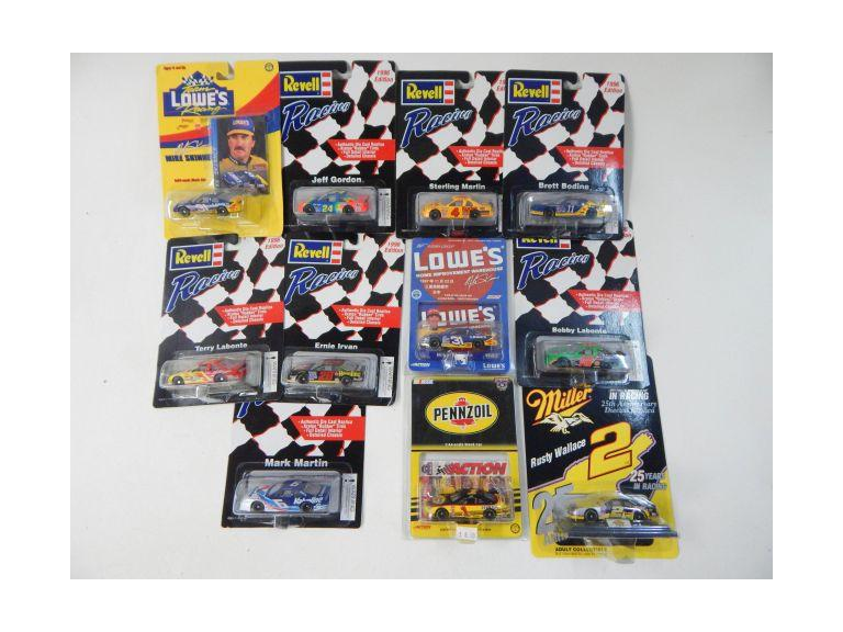 Die-cast Stock Car Collection