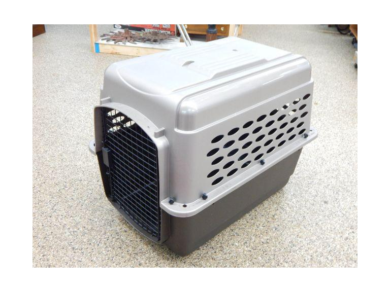 Large Plastic Pet Carrier
