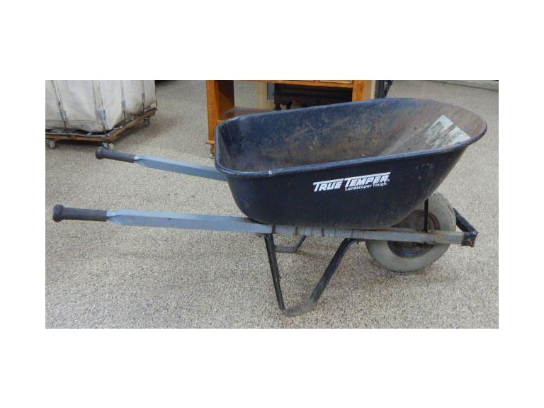 Heavy Duty Steel Framed Wheel Barrow