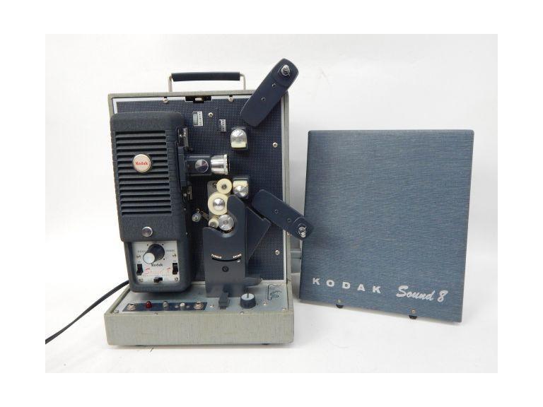 Route 8 Auctions | Kodak 8mm Film Projector