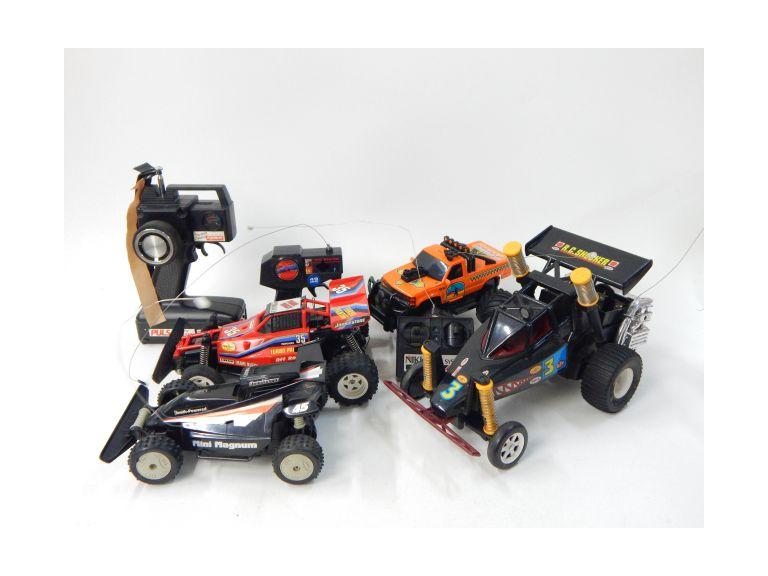 Remote Control Toy Vehicles
