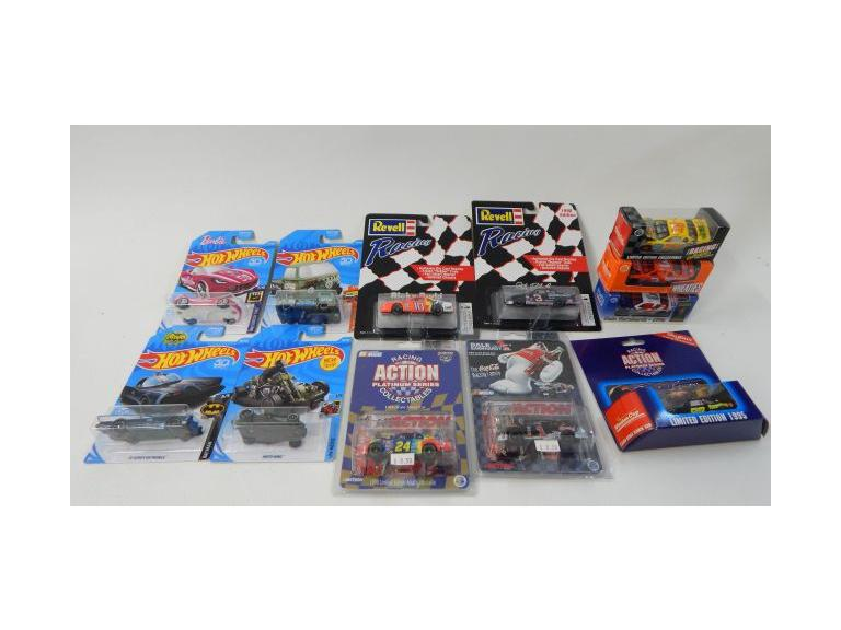 Die-Cast Car Collection