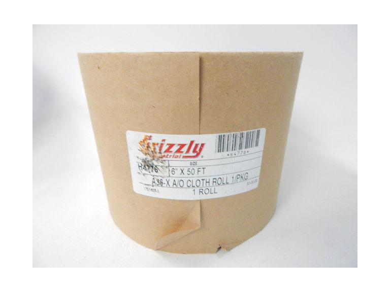 Grizzly 50' Sandpaper Roll