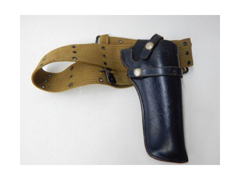 Bucheimer Leather Holster